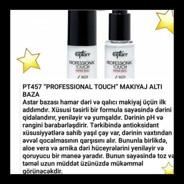 Kosmetika Bakıda: Sebilife şirkəti.Topface məhsulu.Türkiyyə istehsalı