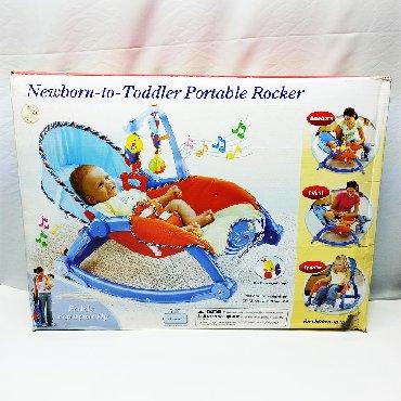 Великолепное кресло-качалка для малышей!!⠀Прекрасно подходит также для