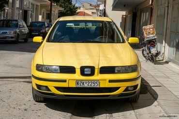 Seat 1.6 l. 2001 | 293208 km