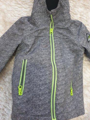 Extra jaknica za prolece -jesen,ne propusta vodu,iznutra postavljena