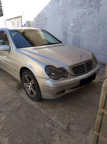 1649 объявлений: Mercedes-Benz C 240 2.6 л. 2001