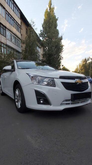Chevrolet - Кыргызстан: Chevrolet Cruze 1.8 л. 2014   147128 км
