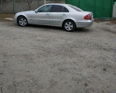 запчасти на мерседес w211 в Кыргызстан: Mercedes-Benz E-Class 3.2 л. 2002