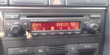 Audi a4 3 mt - Srbija: Audi a4 b6 b7 concert cd radio fabrički ispravan očuvan