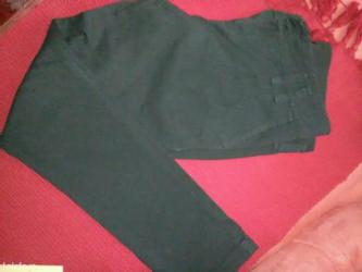 Maslinasto zelene zenske pantalone vel 36 - Vrsac