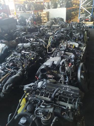 Привозные двигатели, моторы на Мерседес из Европы