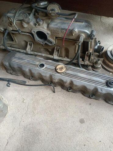 belyj jeep в Кыргызстан: Продам на запчасти двигатель джип чероки квадратный