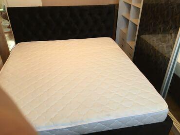 Двуспальные кровати - Кыргызстан: Продаётся двухспальная кровать,1,80-2 Абсолютна новая,с подъёмным