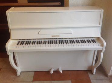 Bakı şəhərində Piano və fortepianolar