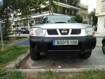 Nissan Navara 2.5 l. 2002 | 229500 km