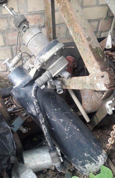 Подогреватель больших дизельных двигателей, на жидком топливе, 24вольт в Бишкек