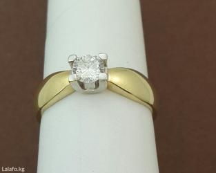 Кольцо из жёлтого золота 585 проба в Бишкек