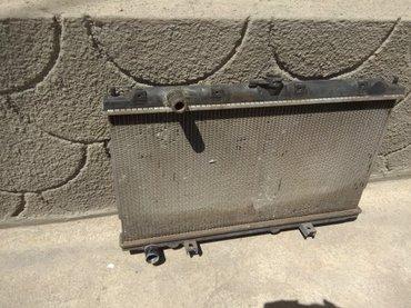 Продаю радиатор охлаждения на Ниссан в Каракол