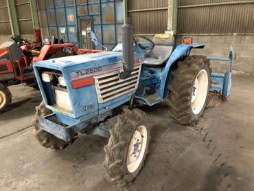 Продается надежный японский мини трактор ISEKI TL25. Оснащен 3х