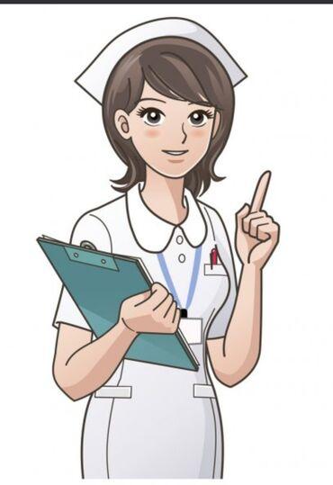 Работа - Теплоключенка: Требуется медсестра в стоматологическую клинику. Адрес Область Ыссык
