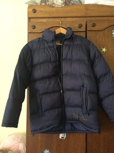 Decija jakna muska velicina 152 nova potpuno obucena par puta - Paracin