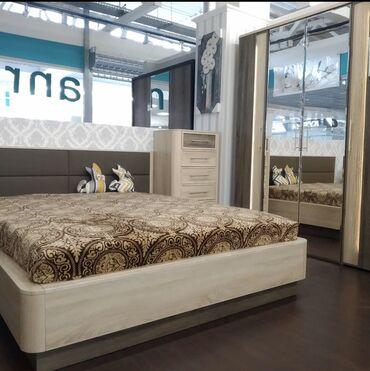 Оочень срочно продаю спальный гарнитур (мебель) Почти новый ️️️