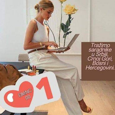 Prodaja kozmetike - Srbija: Ako zelite da radite sa kataloskom prodajom Dominic koja se bavi