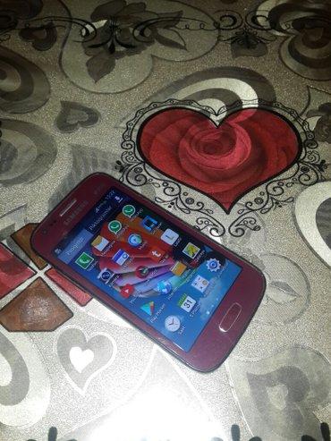 Bakı şəhərində Samsung Galaxy S7272 Duas 2-nömrəli 2-WhatsApplı Android 4 sistem 5Mp