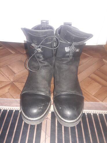 Детские ботинки) деми) размер 33)