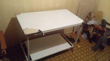 нержавейка столы в Кыргызстан: Стол