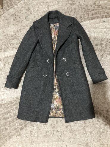 Женское Зимнее пальто (42 размер)