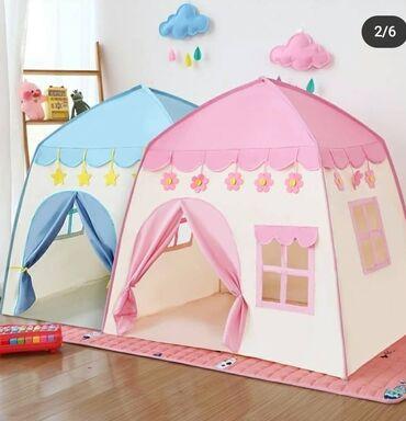 Самые популярные палатки-домики которые понравится каждому ребенку
