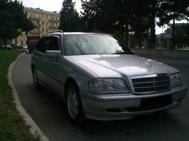 c-200 - Azərbaycan: Mercedes-Benz C 200 2 l. 2000 | 317000 km
