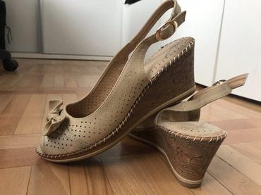 Ženske sandale, vel 39. - Nis