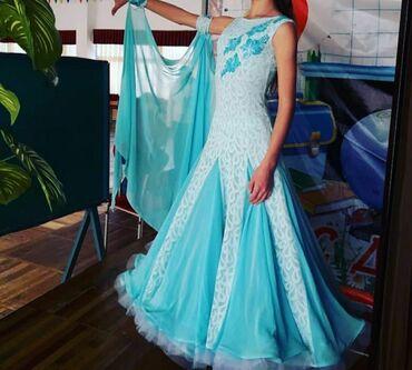 Платья для спортивно бальных танцев, в идеальном состоянии
