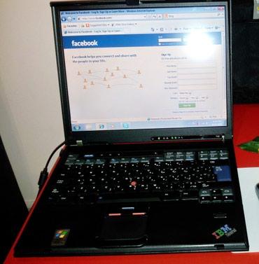 Prodajem laptop ibm t-42 za delove sa ili bez punjaca. - Negotin
