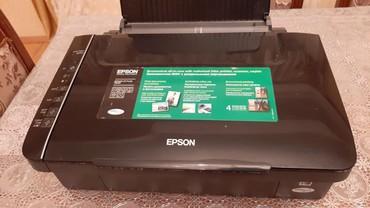 Epson 1410 - Azərbaycan: Epson printer. az işlenmiş. tezeden secilmir. 4 rənglidir