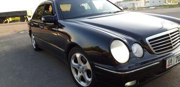 Mercedes-Benz E 320 3.2 л. 2001   240000 км
