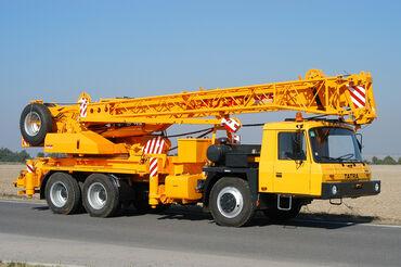 трактор т 16 купить в Кыргызстан: Услуги автокрана грузоподъемностью 10;16;25;40;70 тн