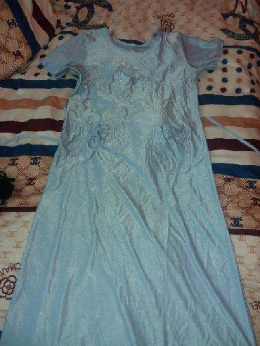 коктейльные платья в пол в Кыргызстан: Платье как раз на весну и лето .Холодок .На талии можно завязать как