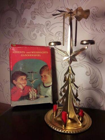 """628 объявлений: Продаю ёлочку """"Вечерний звон"""" (пр-во ГДР) по цене: 2000 KGS"""