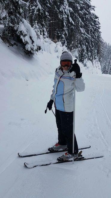 Skijaška jakna (vel. M-L) vodonepropusna sa unutrašnjim pojasom za - Novi Sad