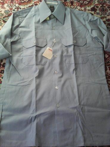 Новая мужская рубашка с длинными в Бишкек