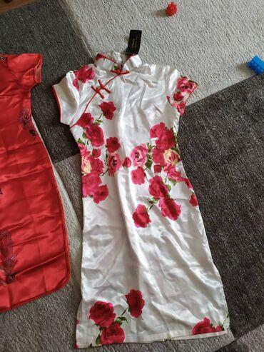 одежда детская купить в Кыргызстан: Продаю НОВыЕ!! вещи купили а не одевали!!платья шелк китайский фасон