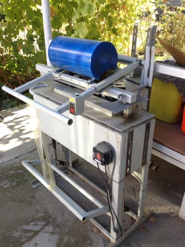 Вибропресс для изготовления брусчатки. РПБ 1500 (Россия). Производител в Бишкек