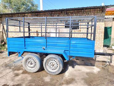трактор мтз 82 1 в лизинг in Кыргызстан | СЕЛЬХОЗТЕХНИКА: Размер 3м×1,5 м.Запасные колеса есть, есть все документыБаасы/цена