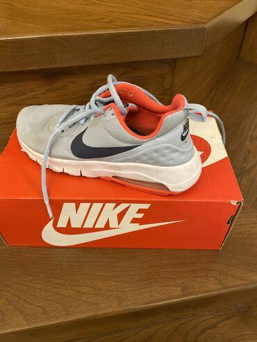 Фирменные кроссовки Nike Air привезённые со Штатов . Состояние
