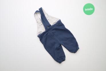 Верхняя одежда - Синий - Киев: Дитячий стильний комбінезон Original Marines, вік 3-6 міс.    Довжина