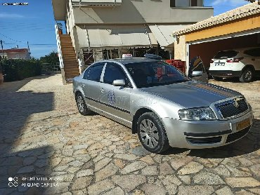 Skoda Superb 1.9 l. 2004 | 820000 km
