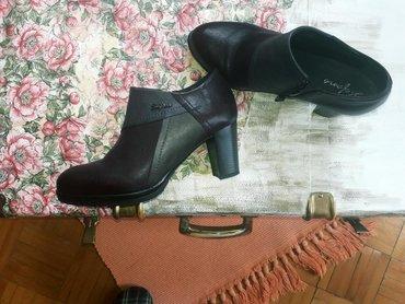 Cipele na ortope - Srbija: Nove Stefano -prava koža cipele-plaćene 8000