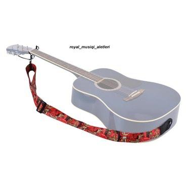 Bakı şəhərində Gitara uchun kemerler