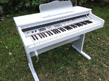 Elektron pianino - Azərbaycan: Elektron pianino 5 oktava həcmində fləş kartli PianinoYeni Çatdırma və