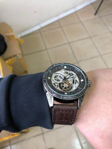 Коричневые кварцевые часы с коробкой, у нас магазин  Внимание! У нас м