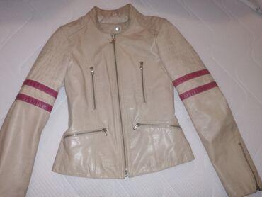 Kosa na klipse - Kula: Na prodaju kožna jakna br. 38 u odličnom stanju. Bez oštećenja. Potreb