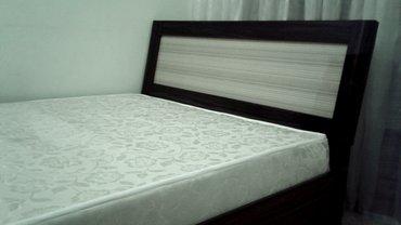 размер кровати: ширина - 1. 47м длина - 1. 95м  размер в Бишкек